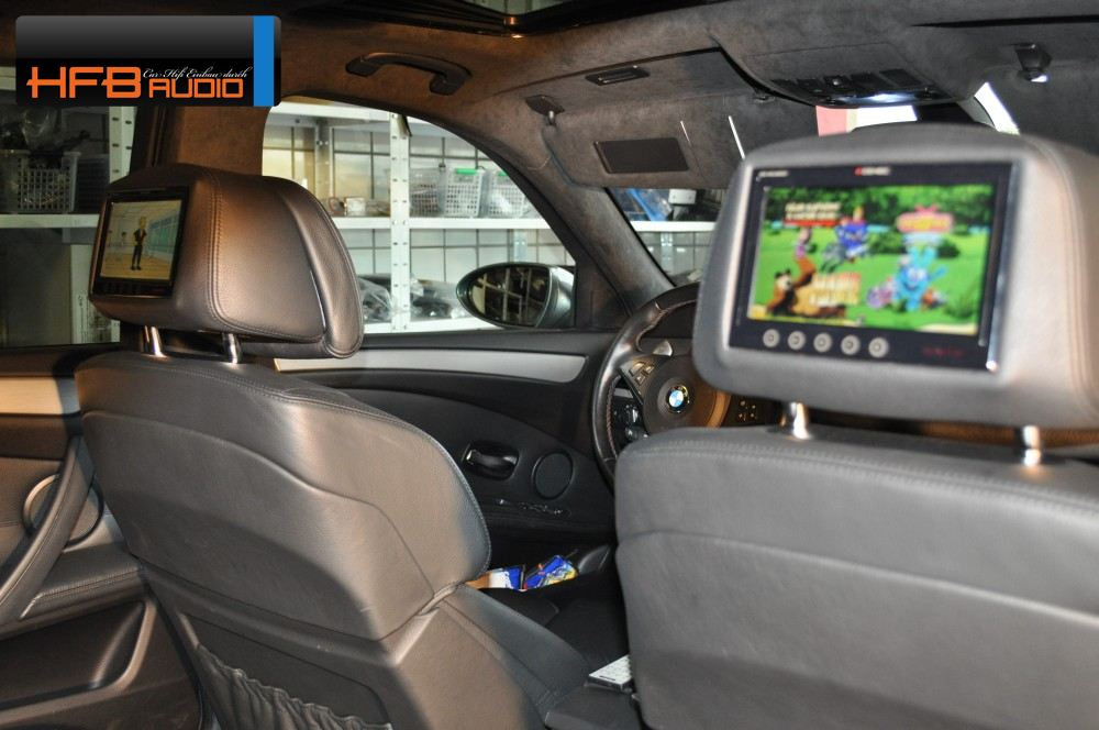 BMW M5 Multimedia