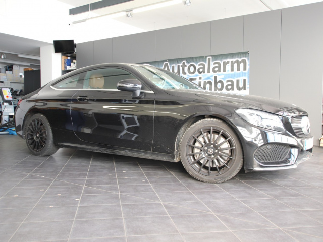 Mercedes C-Klasse W205 / C205 / S205 / A205 Soundaufrüstung