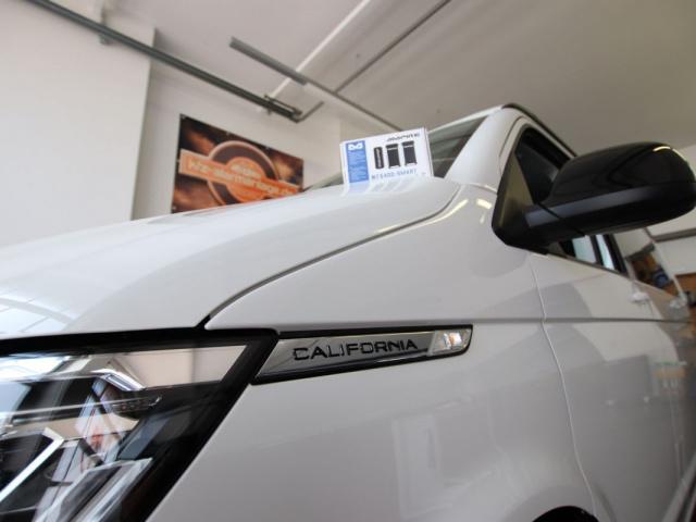 VW T6.1 California - Verbau einer Wegfahrsperre
